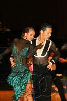 Jason Chao Dai & Patrycja Golak at 23. German Open Championships